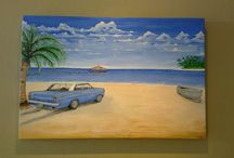 My Art / Paintings done while living in Cairns.