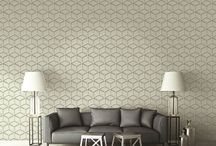 Wallcoverings from Wallquest / An innovative selection of wallpaper and decorative wallcoverings and wall elements that will definetly add a WOW factor to your interiors