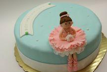 ιδέες για παιδικό πάρτι - μπαλαρίνα / Είδη πάρτι με θέμα την μπαλαρίνα!