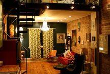 Loft style garage ideas