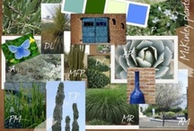 outdoor inspirations & combinations / by Kathryn Prideaux