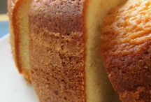 Bread and cake