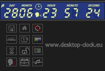 Voice Desktop Clock / Voice clock for pc