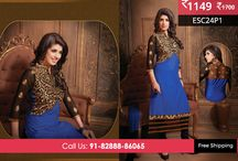 Buy Lovely New Cotton Suits at Rs1149 Only / To Place your order visit http://enasasta.com/ OR Call/WhatsAp-8288886065 Download Android App-http://goo.gl/Z1zG5f Top :Cotton,Bottom: cotton,Dupatta: Chiffon,Fabric Semi Stitched