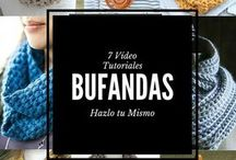 Cómo hacer Bufandas