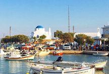 Antiparos island (Αντίπαρος)