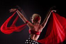 Tanec / Taneční a baletní fotografie.
