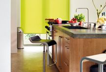 Apollo Blinds Fresh Green and Gold / from the Apollo Blinds Roman Blind and Curtain collection http://www.apollo-blinds.co.uk/newcastle/