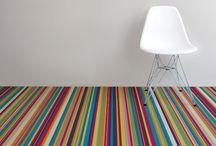 Myra floor vinyl / House