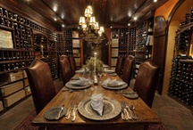 The Wine Cellar / The introduction of the Cellar is the perfect setting to showcase such events!    Reservations are required, and the Cellar is available to host dinners and private wine tastings for a minimum of six people and up to a maximum of fourteen people.