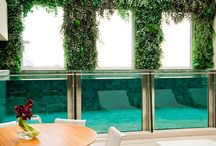 Glass Swimming Pools / Pools with transparent walls!