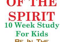 Homeschool Bible Ideas
