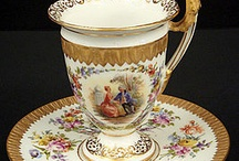 Cups Saucers