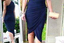 You Will Go To The Ball / FU Kayden Dress £165, Envy Bracelet £14, Envy Gold Mesh Bag £35