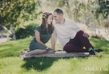 Engagement photo ideas / For Lauren and David