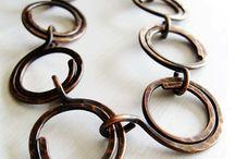 Wire bracelets / by Melanie Wood
