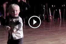 kisfiú tánca