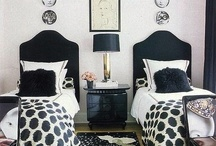 Ideas for shared girls' room.  / by Laura McCarthy
