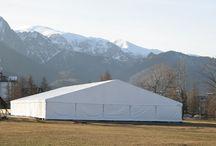 Hale namiotowe i namioty  / Elmark Wynajem to wypożyczalnia namiotów magazynowych, imprezowych, targowych oraz innych. Sprawdź: http://elmark-wynajem.pl/