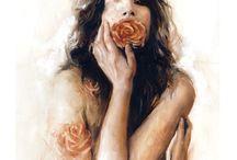 Artist Charmaine Olivia