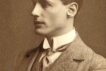 Victorian-Edwardian gentlemen