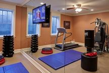 My Future Home Gym / by Cathy Payne