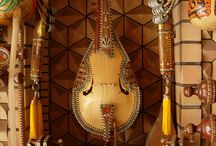 Instrumentos y varios / by connie ybarra