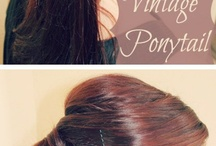 Hair ideas / Hair ideas and things to try