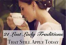 How to be lady?