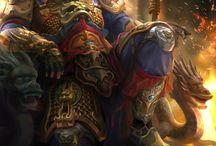 Dynasti Warriors Char