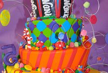 Charlie and the chocolate factory theme party