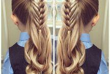 Children - Girl's Hair