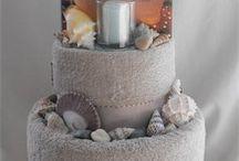 Полотенце торты