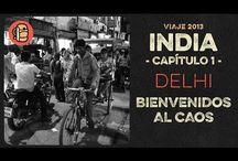 Vídeos de viaje - INDIA 2013/14