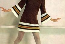 60s fashion inspirace