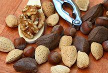 6. Ořechy, Semínka