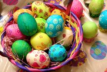 Easter Inspirations / Find inspirations for your Easter celebrations!