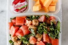 Food-Lunch Box Ideas
