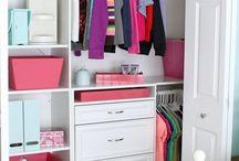 closet niñitas