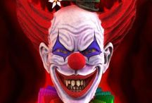 Scary circus