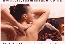 Mobile Massage Mayfair