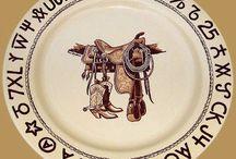 s t y l e: western ranch / Western home / by z f l i c k a's  Style Blog