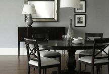 inspiration gray rooms