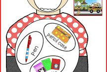 """Lucille Colando """"Old Lady"""" Book Activities / We love Lucille Colandro's """"old lady"""" books! Here are many of the books and resources we have made to go with these fun stories! Ideas are intended for prek, kindergarten, first grade, and second grade classrooms."""
