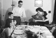 Thanksgiving Feast / Enjoy the history, recipes and traditions of Thanksgiving from the Mental Floss Perspective.