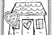 Kindergarten- Valentines