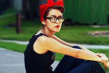 Rockabilly inspiration