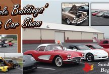 Pioneer Pole Buildings' Car Show / Date: Sunday, October 5th, 2014 Time: Beginning at 9am  All Makes, models and types of cars are welcome. All Proceeds will be donated by Pioneer to Big Brothers/Big Sisters of Schuylkill County.