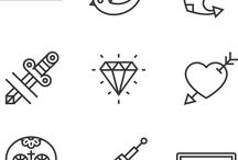 icons / Icons are cool. Heres some examples, and maybe some free icon sets.