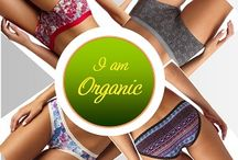 Organic Underwear / Organic underwear is the most important - next to your skin, your body largest organ. Conventional cotton is one of the most chemically sprayed crops, not good for you, disastrous for the planet. Wear organic!